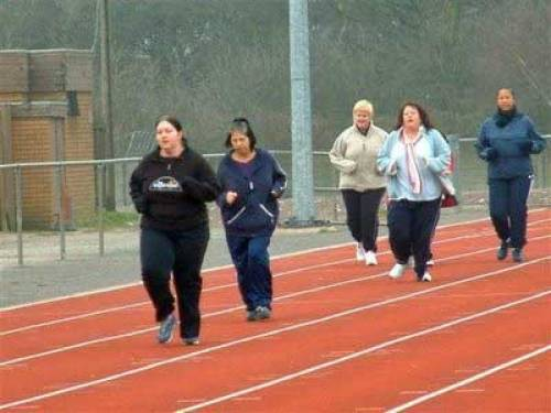 Can people be fit but fat?  Obesity research...