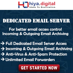 Email Server Hiya Digital