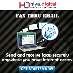 Fax Thru Email Hiya Digital