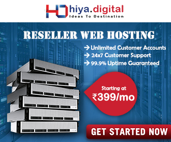 Reseller Hosting Hiya Digital