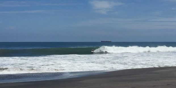 Surf Punta Miramar Nicaragua