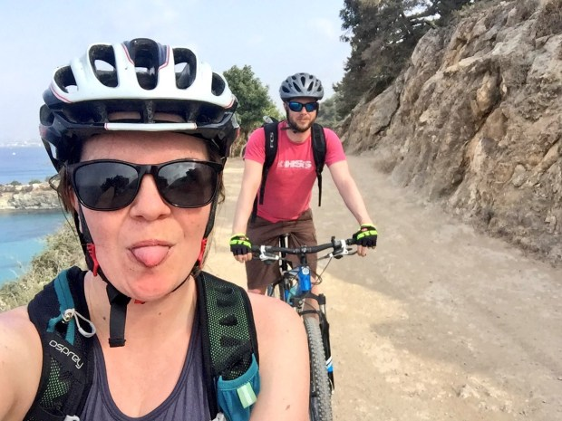 Mountain Biking on the Akamas Peninsula