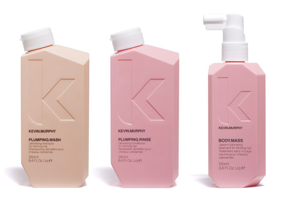 Kevin Murphy Plumping Line Uses Beauty Tech To Boost Fine