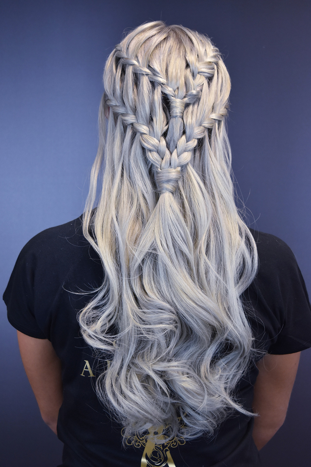 Game Of Thrones Inspired Braids By Great Lengths HJI