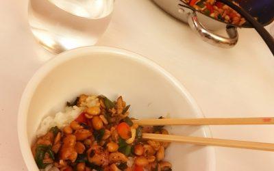 "Kung Pao Chicken (eller mere korrekt ""Gong Bao Ji Ding"")"