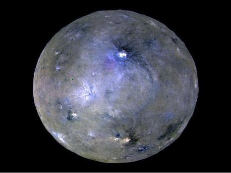 研究揭露穀神星過去動盪的歷史
