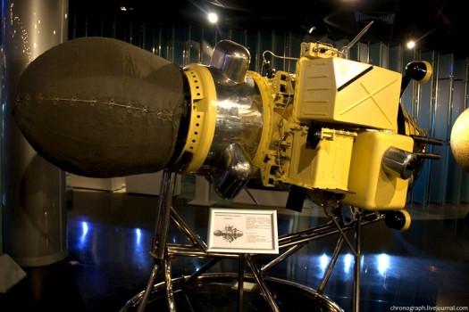 53年前月球9號成功登陸月球