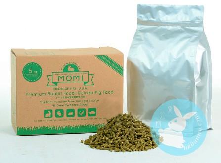 Momi 摩米 全營養天竺鼠糧 Complete G 5KG