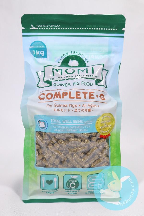 Momi 摩米 全營養天竺鼠糧 Complete G 1KG