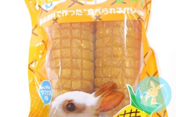 日本 Marukan Minimal Land 菠蘿味玉米磨牙棒 M