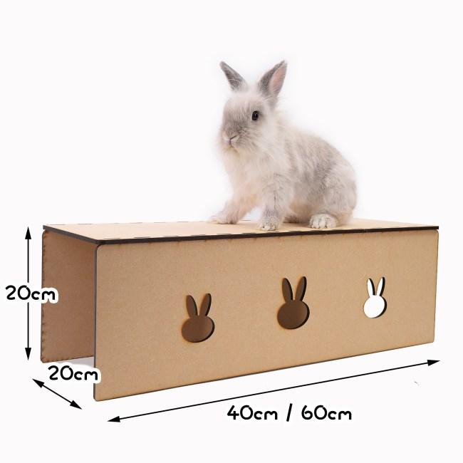 Run Rabbit 60cm 隧道