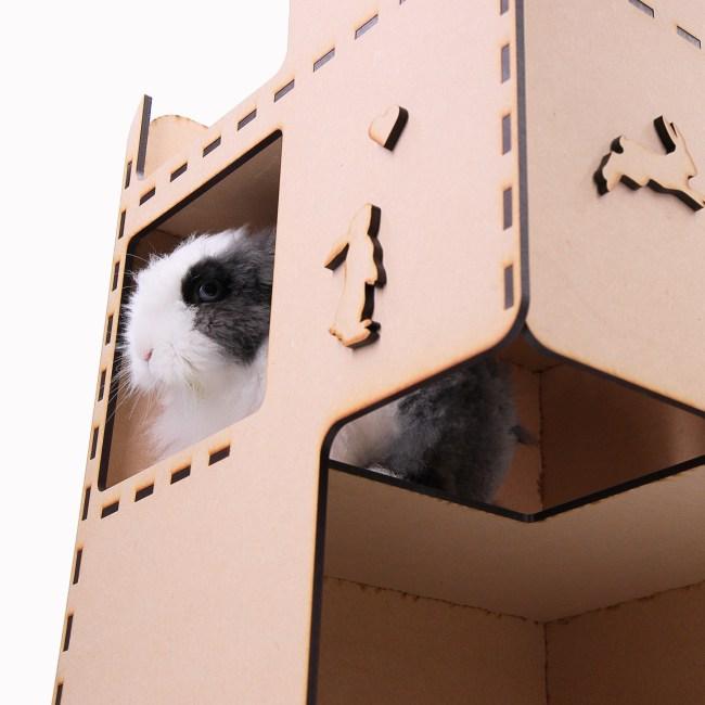 Run Rabbit 三層屋