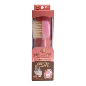 日本 Marukan Minimal Land 抗菌毛刷 (乾洗粉洗澡梳)