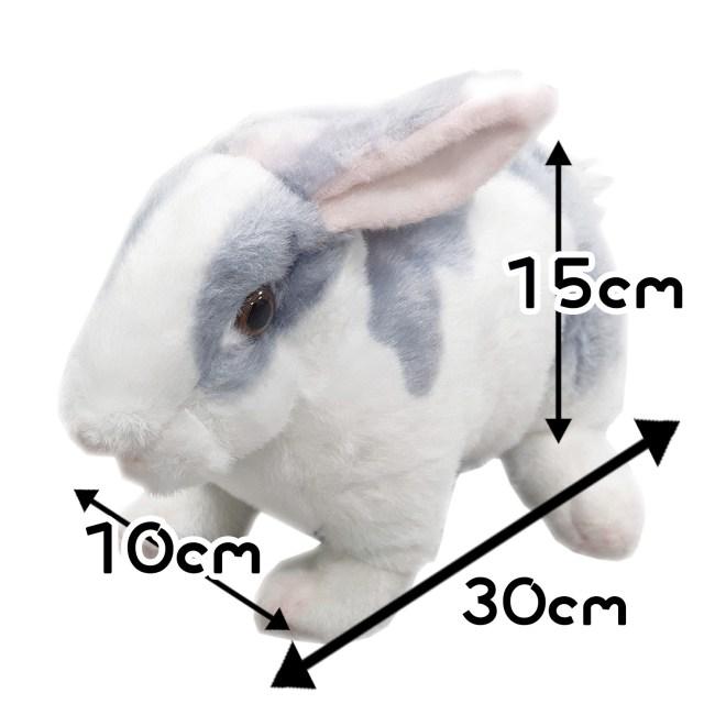兔公仔伴侶玩具
