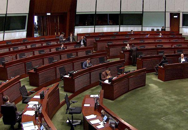 反對派大缺席 害立會再流會-香港商報