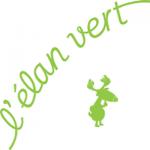 L'élan vert logo