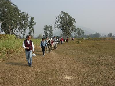 2008年旅行組旅途印記