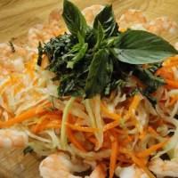 Vietnamesischer Salat / Gỏi