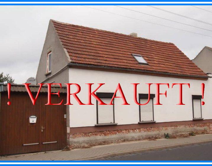 Einfamilienhaus in Dessau-Roßlau OT Kochstedt