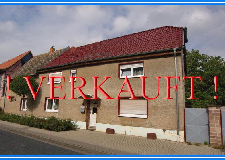 Einfamilienhaus in Bad Frankenhausen OT Udersleben