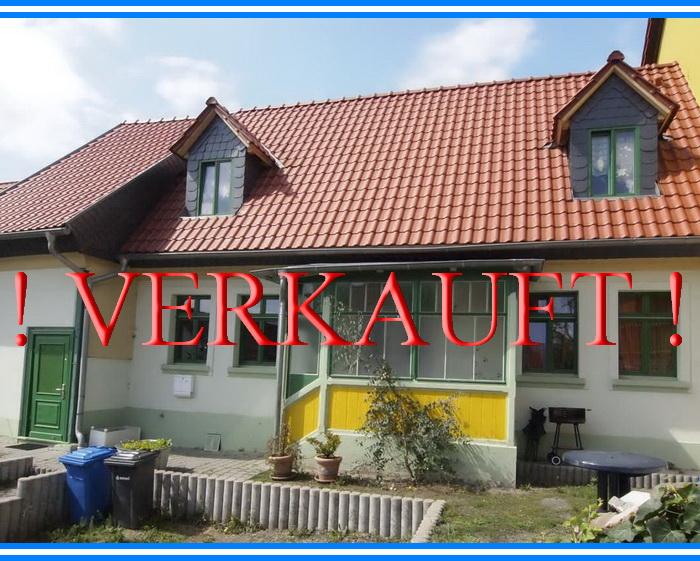 Einfamilienhaus in Bad Suderode