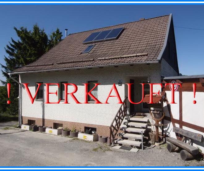 Einfamilienhaus in Thale OT Friedrichsbrunn