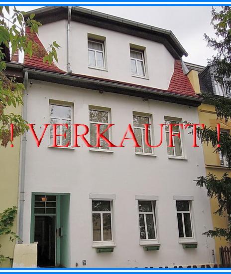 Mehrfamilienhaus in Naumburg