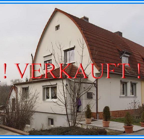 Doppelhaushälfte in Sandersleben
