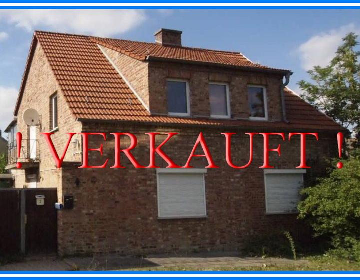 Einfamilienhaus in Halle OT Lettin