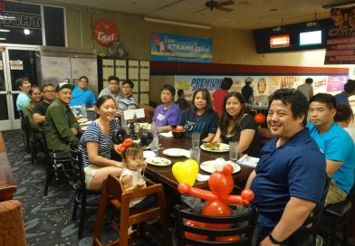 Dining Out & Bowling Social