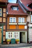 Kleinstes Haus Wernigerode