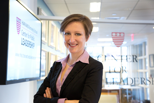 Portrait Photo of Julia Minson