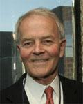 Portrait photo of Francis X. (Frank) Hartmann