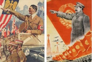 Hitler Staljin