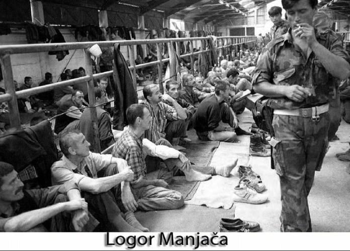 Srpski logor Manjača