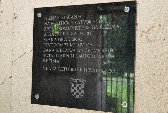 Logor Stara Gradiška - Domovinski rat