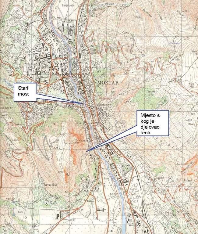 Slika 1 zemljovid