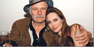 Angelina Jolie i Rade Šerbedžija