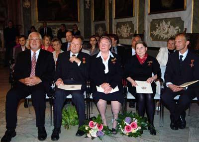 Am Mittwoch fand im Rathaus eine Feierstunde für Ehrenamtler statt. Fotos: JW