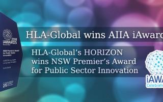 HLA wins AIIA iAwards