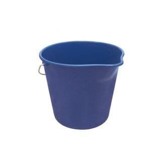 cubo 13 litros pro azul sin escurridor