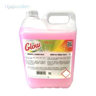 jabon liquido de manos neutro rosa