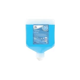 refresh azure foam gel en espuma perfumado