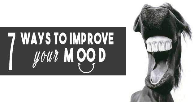 7 Successful Ways to Improve Your Mood