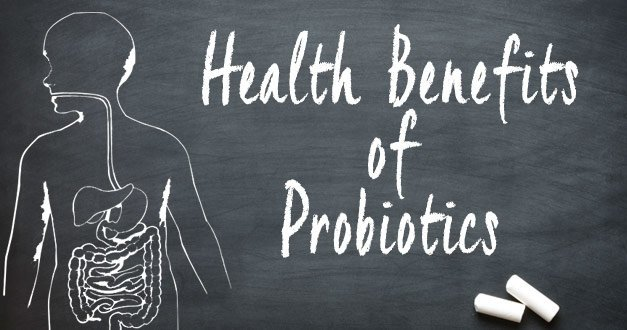 Health Benefits of Probiotic Foods and Supplements