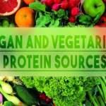 Best Vegan and Vegetarian Protein Sources 2016