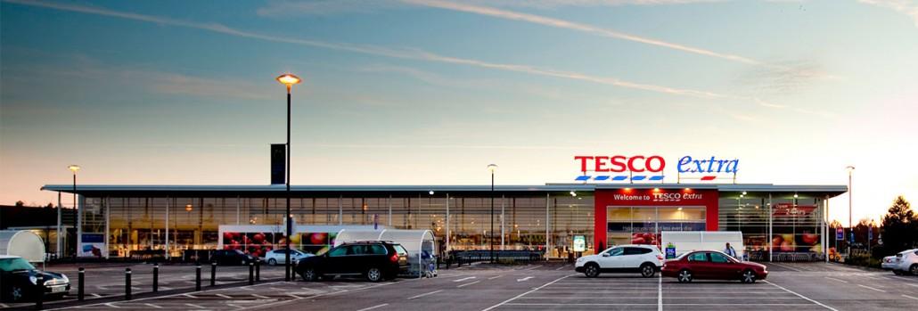 Tesco Extra Ashford Hospital Store Hln Group