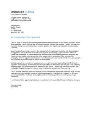 Teacher Cover Letter Sle
