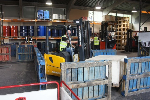 Counterbalance And Reach Truck Training