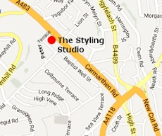Skin Beautiful Swansea Clinic Location Map